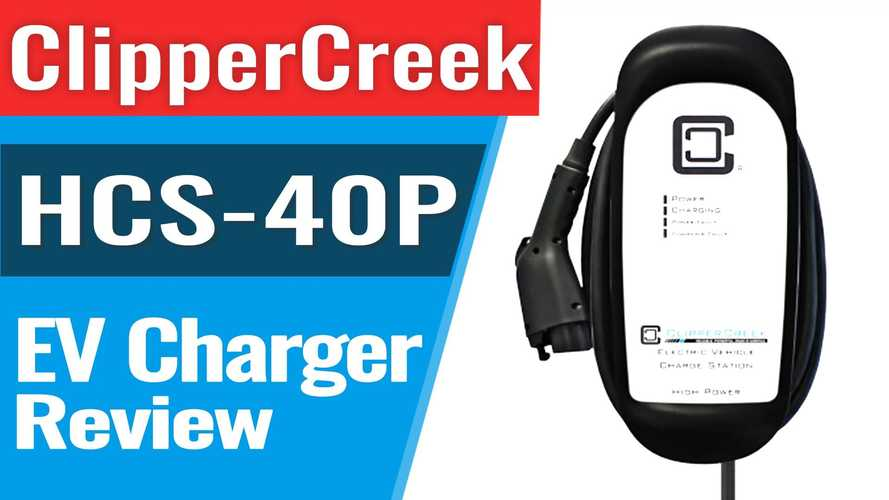 The ClipperCreek HCS-40P EV Charger Ultimate Review