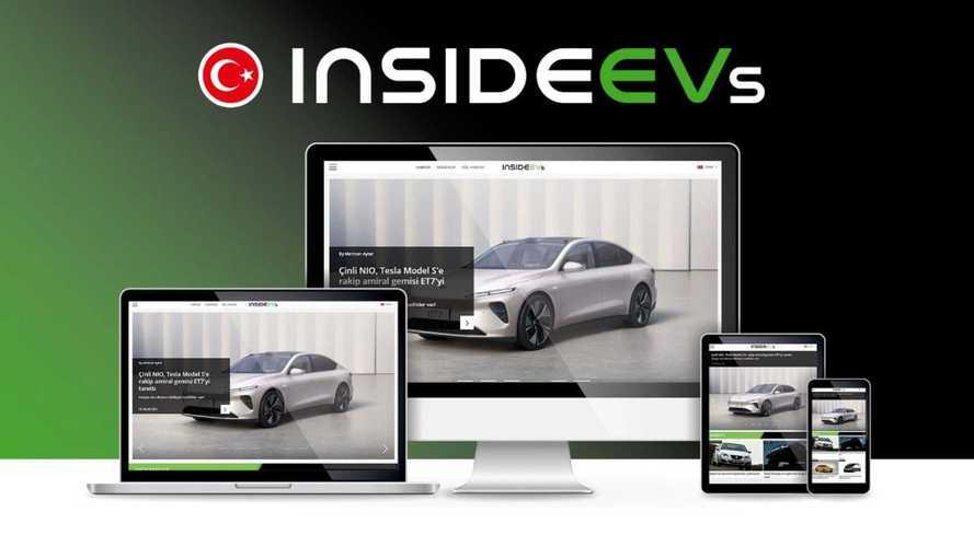 Motorsport Network anuncia o lançamento do InsideEVs Turquia