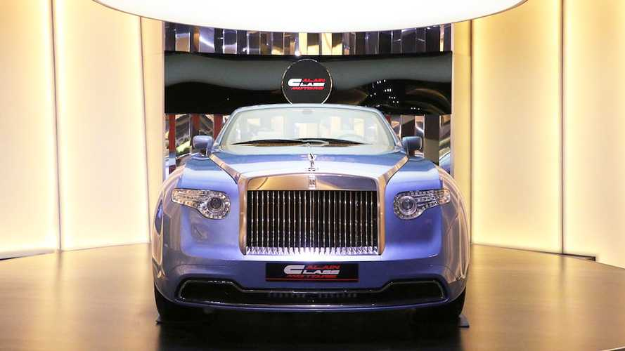 Rolls-Royce Phantom Hyperion by Pininfarina in vendita
