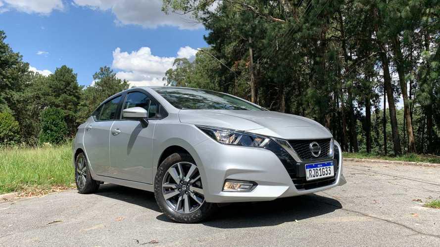 Nissan Versa Advance (prós e contras)
