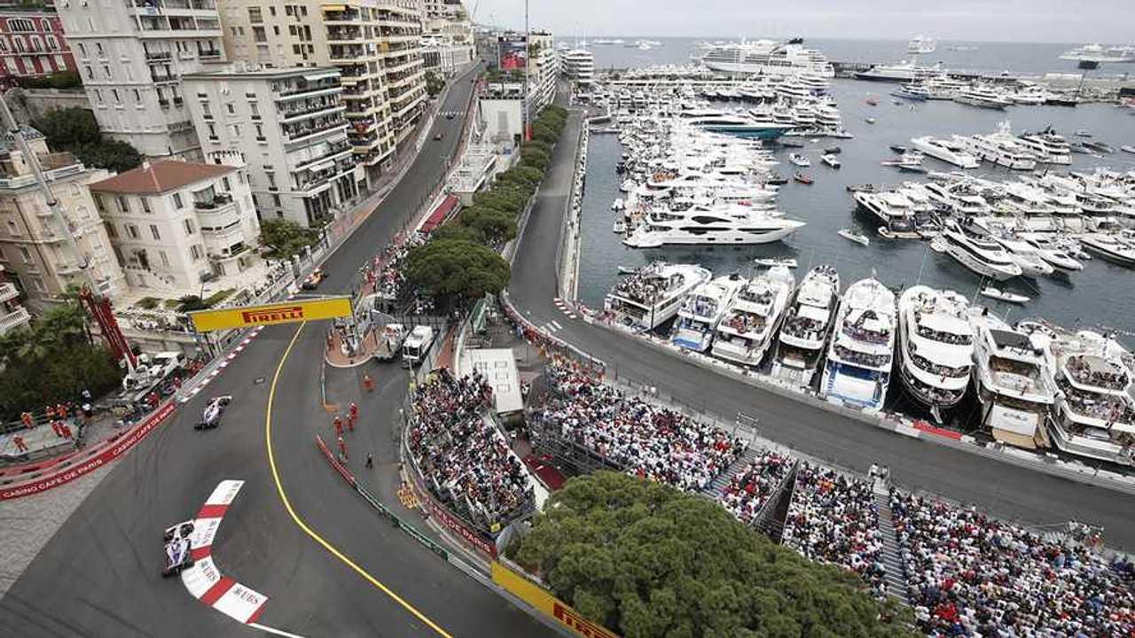 Sirkuit Monte Carlo, Monaco