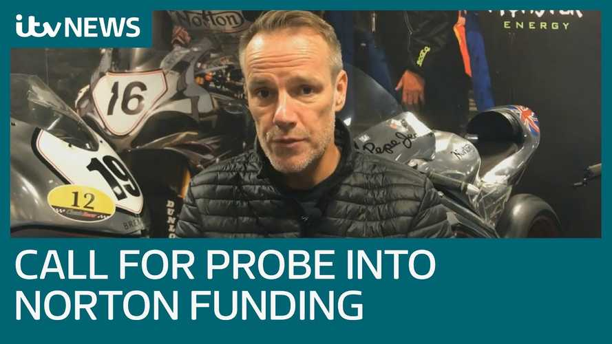 Norton Motorcycles Also Owes UK Taxpayers Millions Of Pounds