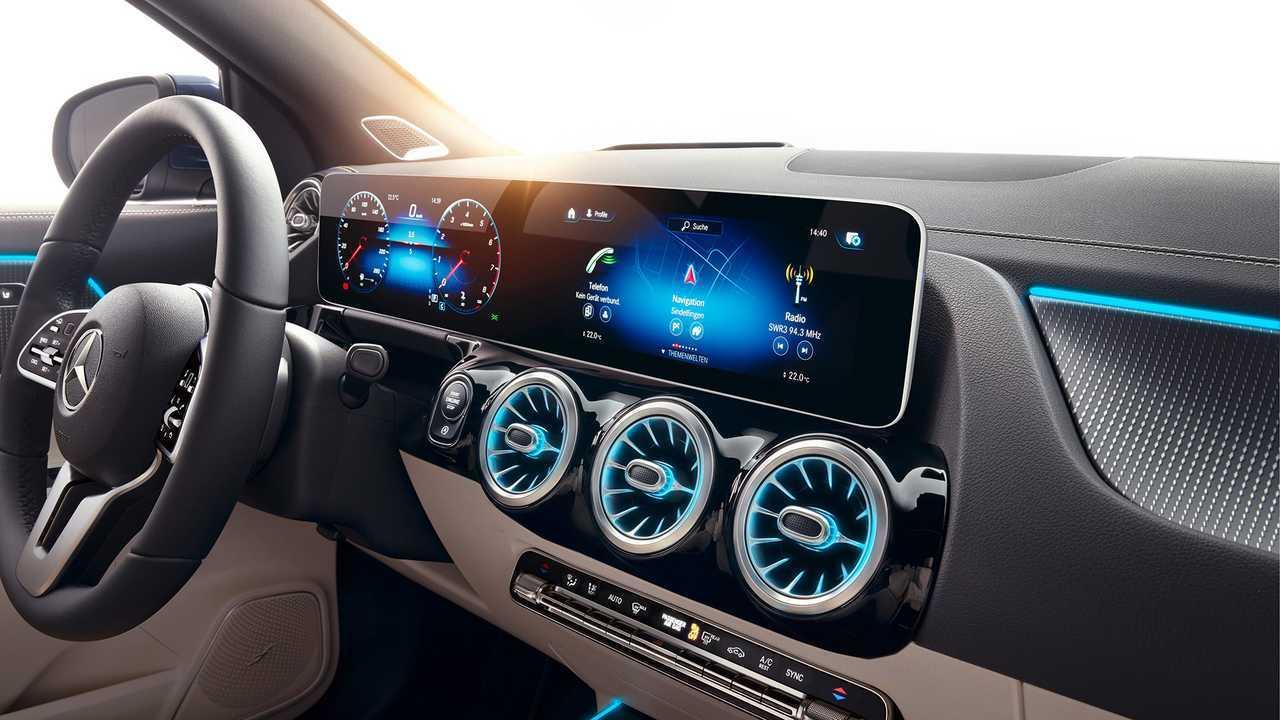 Mercedes Benz Suvs >> Neuer Mercedes GLA (2020): Alle Infos zu Motoren und Preisen