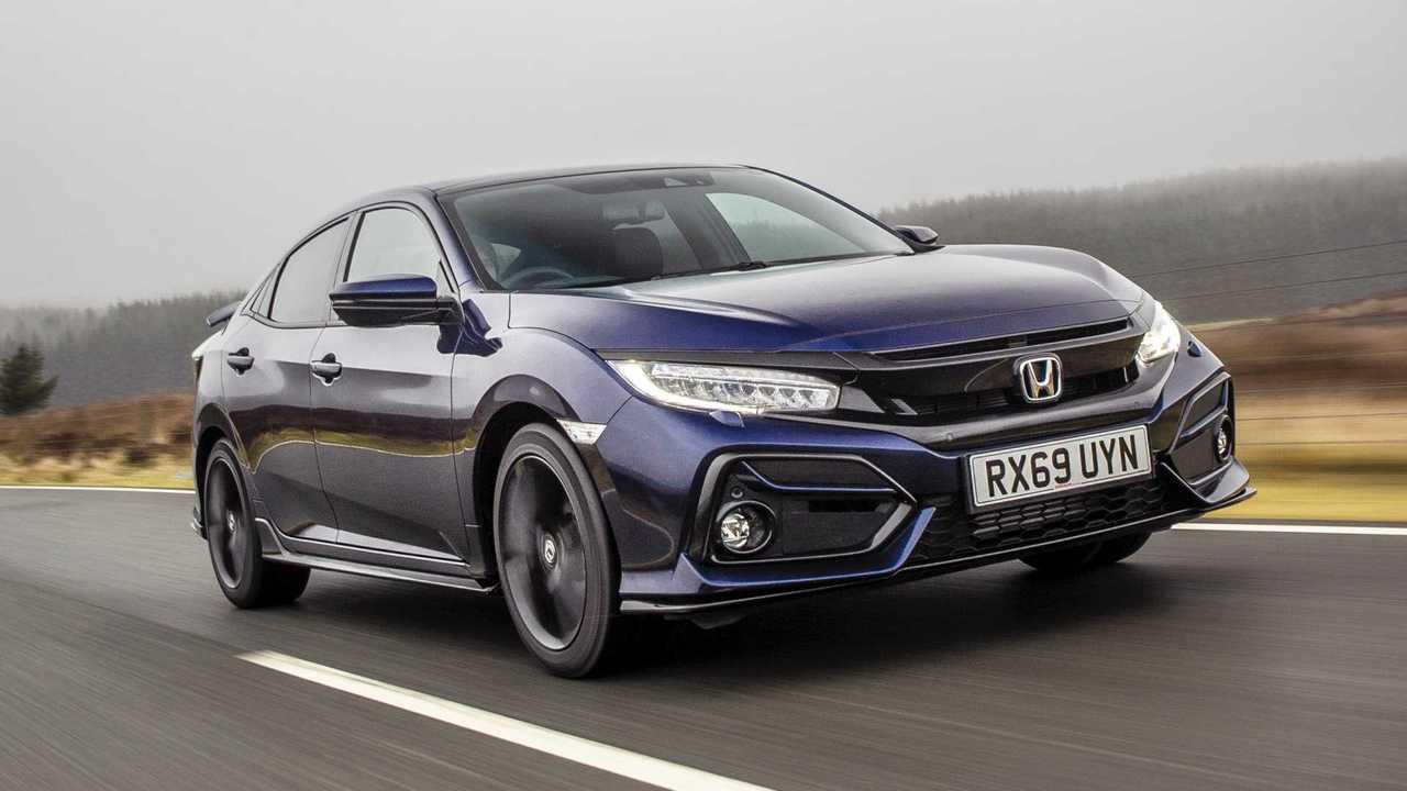 Honda Civic Hatchback Sport Line