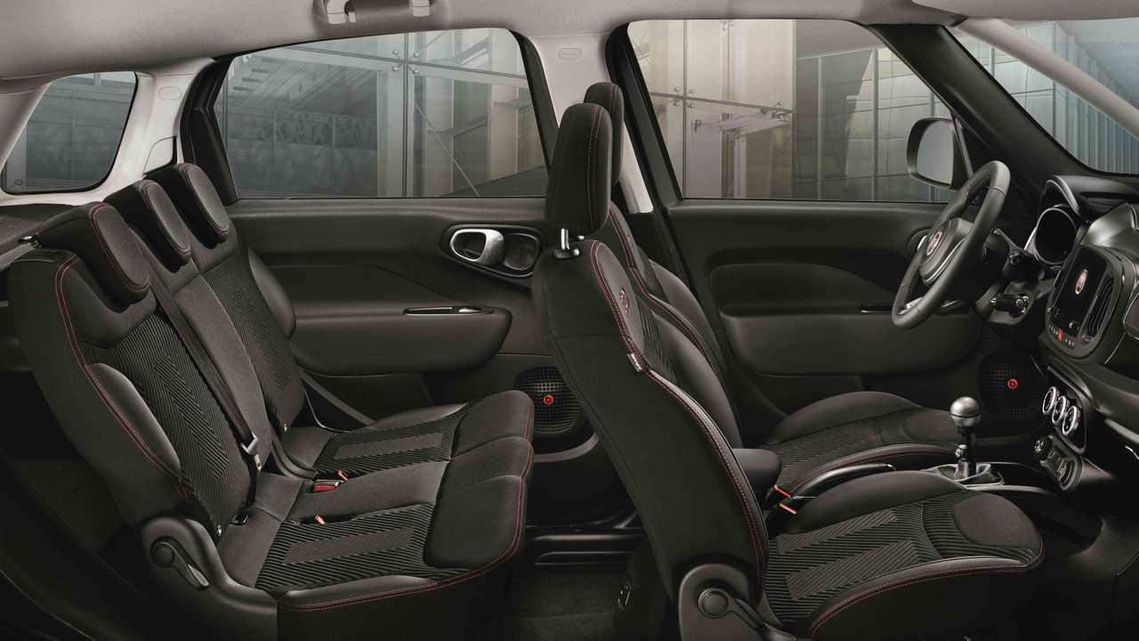 2020 Fiat 500L Pricing