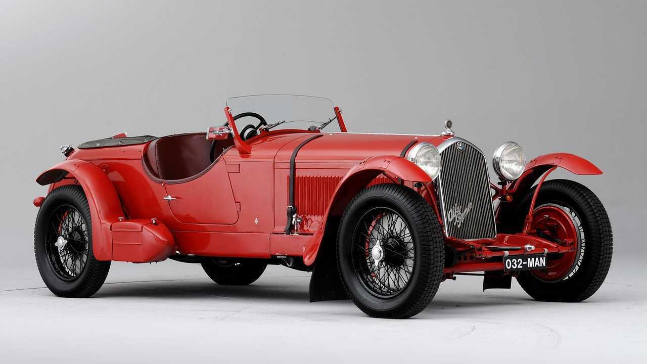 Alfa Romeo 8C 2300 'Le Mans'