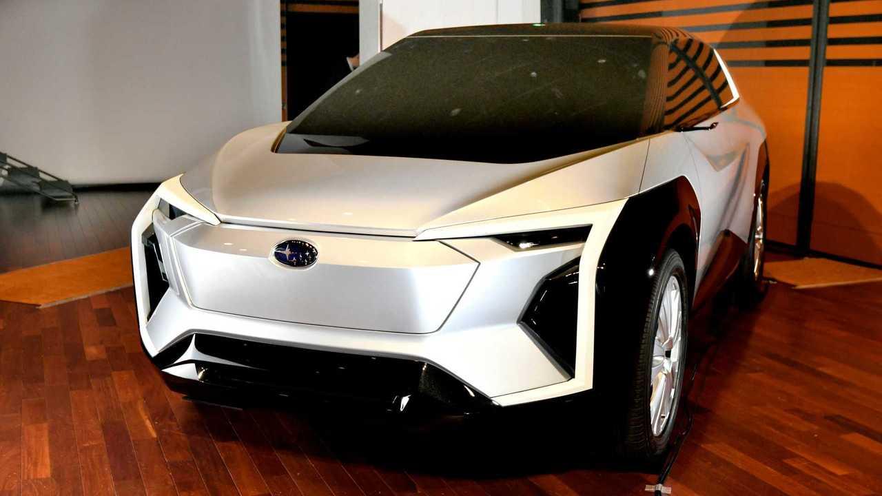 Subaru, prototipo de SUV eléctrico