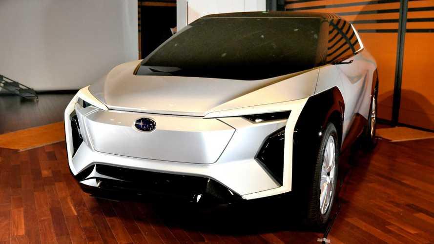 Toyota и Subaru готовят совместный электрический кроссовер