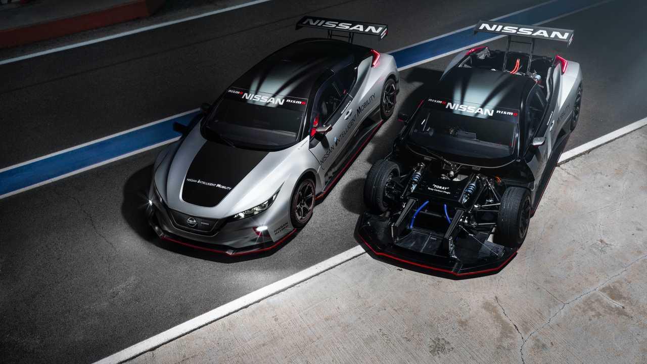 UPDATE: Nissan LEAF Nismo RC Debuts In Europe
