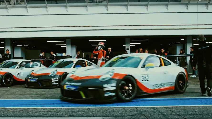 Porsche Outlines Top 5 Sim Racing Facts