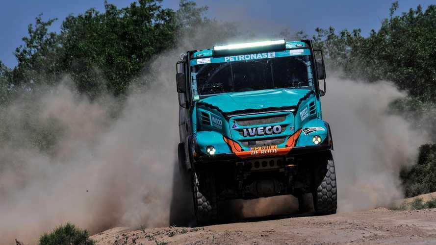 Iveco, tutto pronto per la Dakar 2020