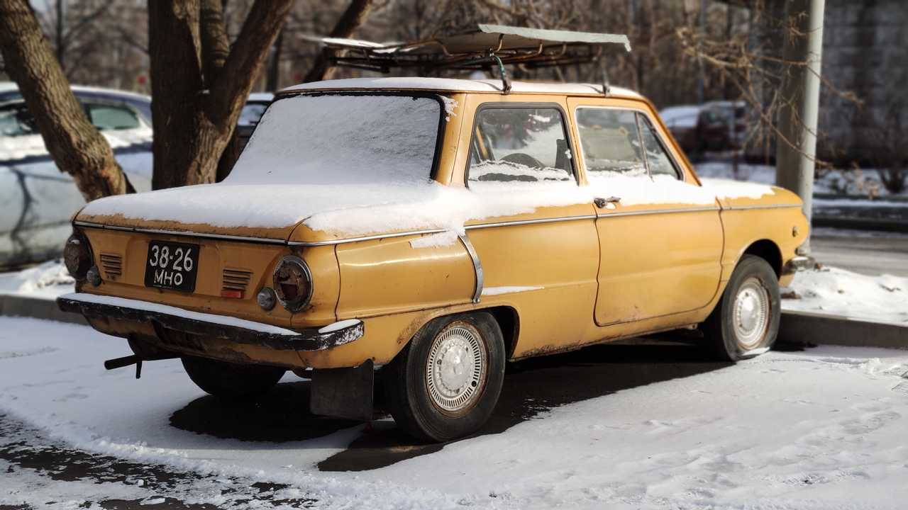 ЗАЗ-968А «Запорожец»