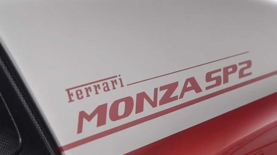 Ferrari Monza SP2 gets paint protection