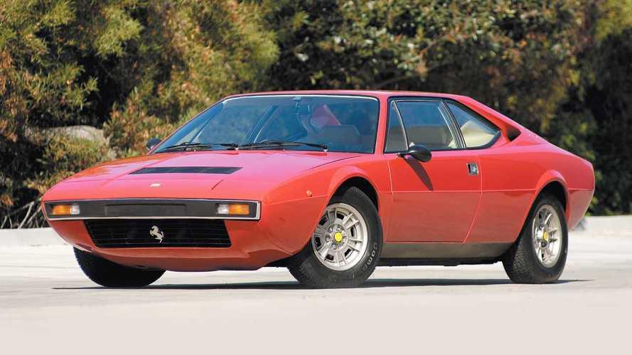 Ferrari Dino 308 GT4, storia di un Cavallino anomalo