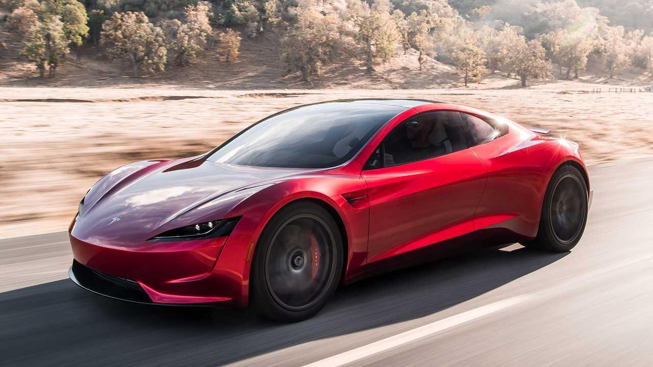 Tesla Roadster - From $200,000
