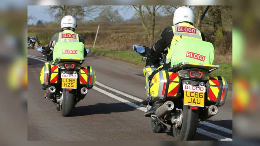Blood Bikers Are Providing Vital Services During This Pandemic
