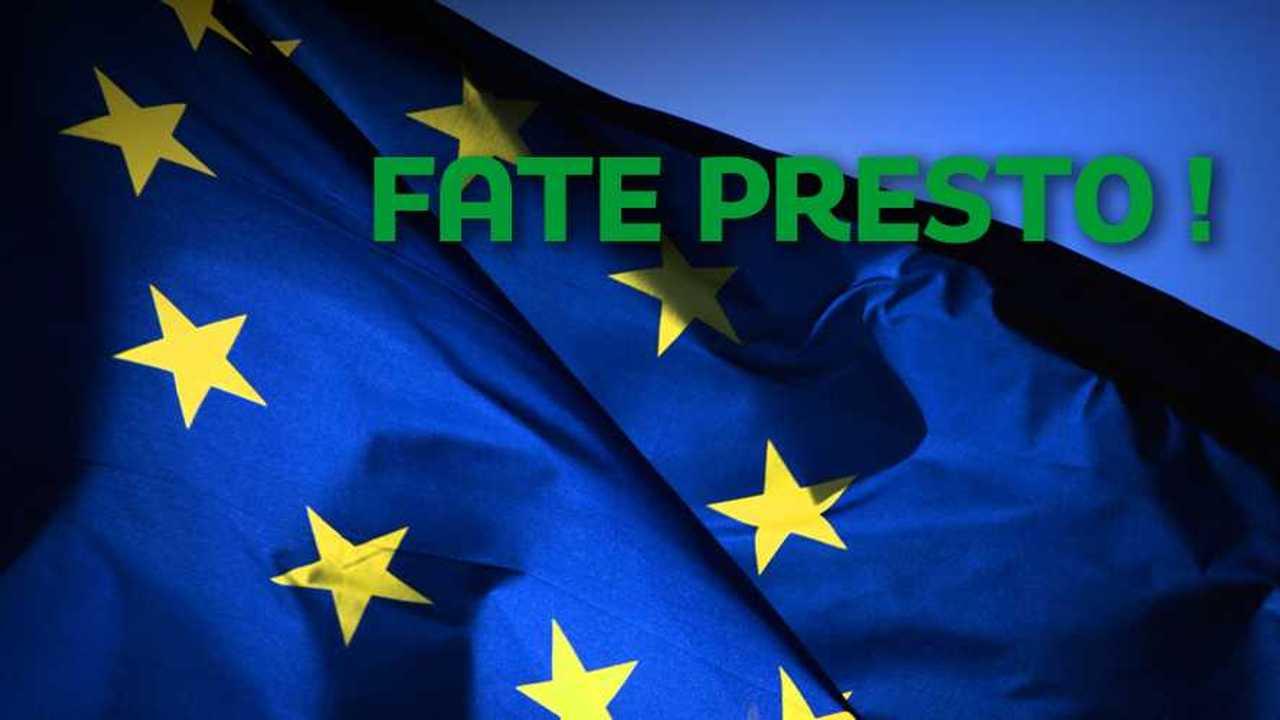 [cover] Lettera all'Europa