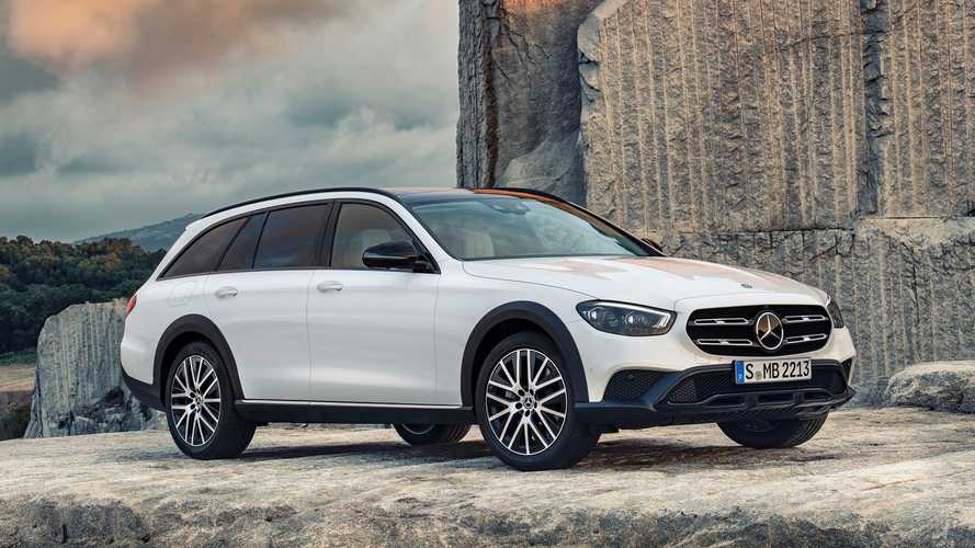 Mercedes E-Class All-Terrain Wagon Coming To U.S. For The First Time