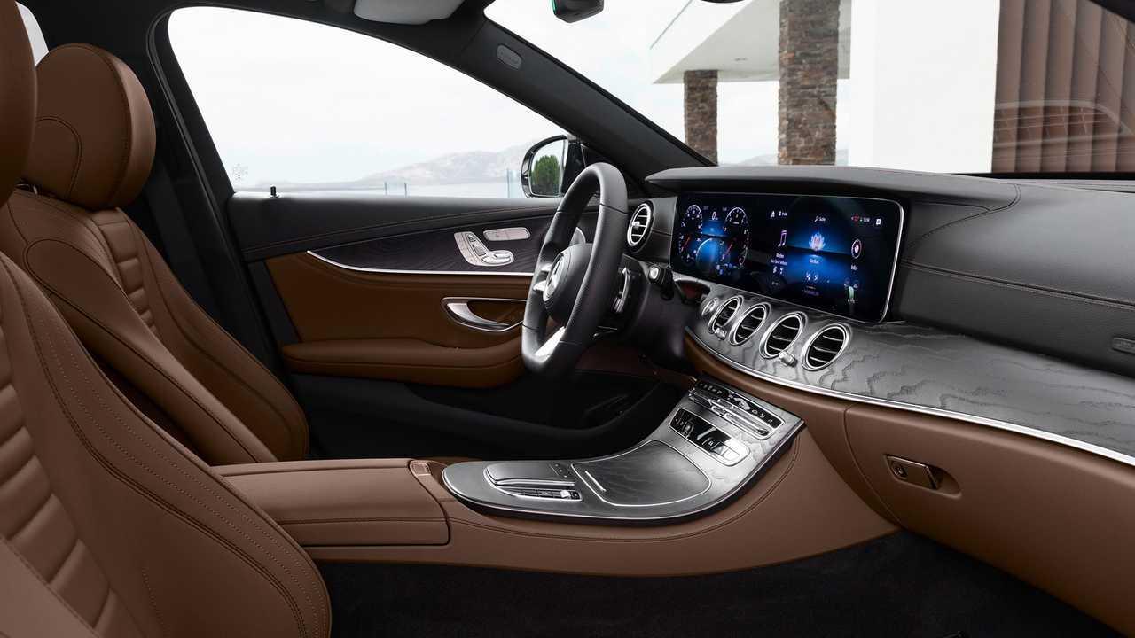 Mercedes Benz E Class Gains Revised Phev Powertrain Headed For U S