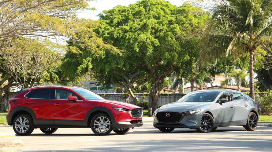 Mazda3 Hatchback Vs Mazda CX-30: Comparison