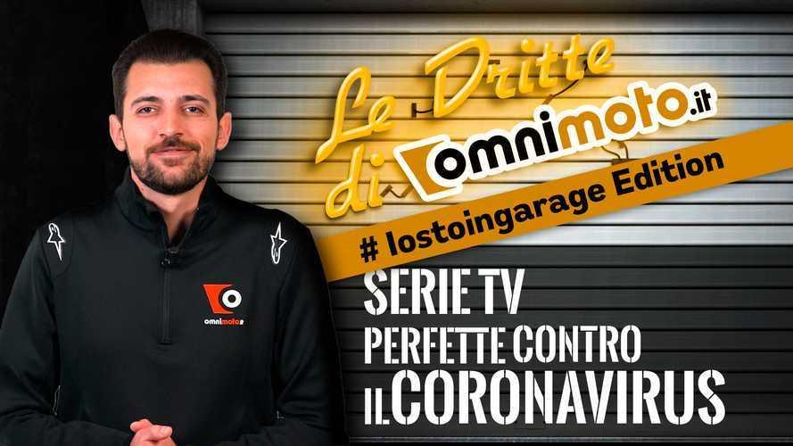 Le serie TV perfette per ogni motociclista | Le Dritte di OmniMoto.it