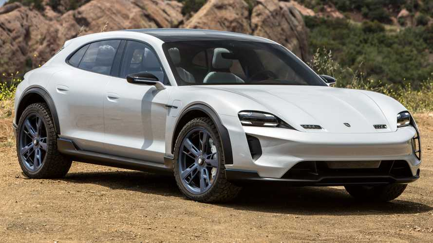 Porsche Taycan Cross Turismo debuts late 2020, Macan Electric in 2022 - official