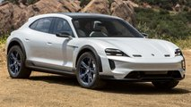 porsche taycan cross turismo reveal date