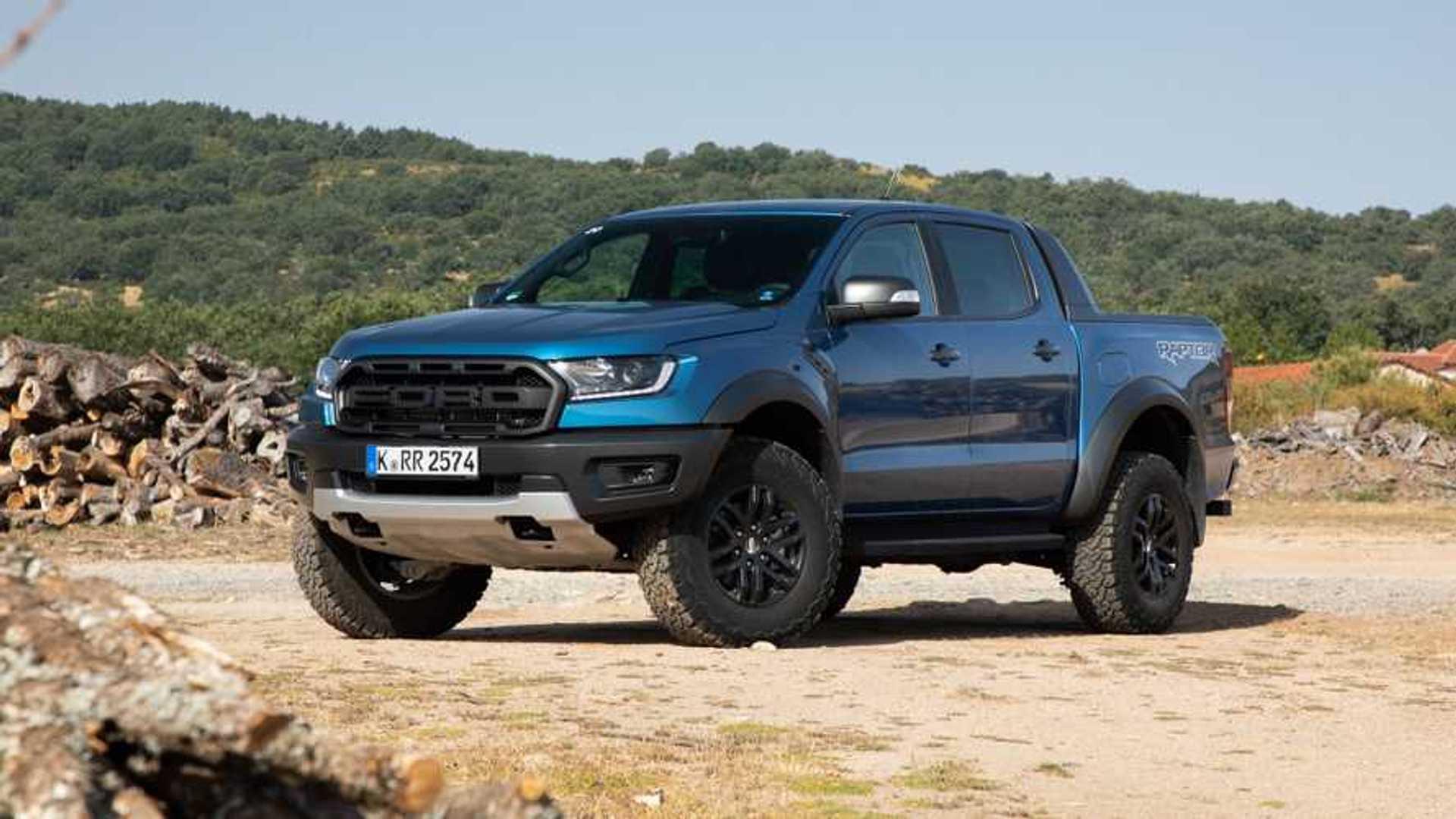 Prueba Ford Ranger Raptor 2020 Madera De Lider