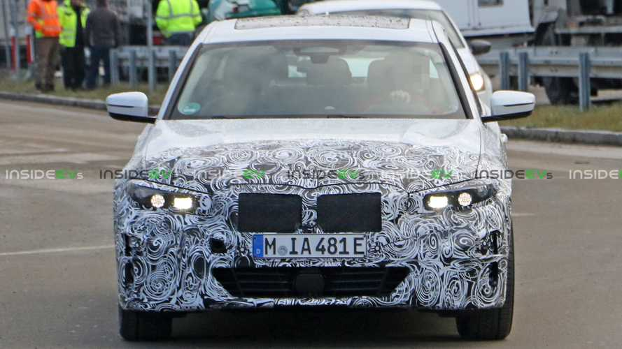 This G20 BMW 3 Series Doesn't Burn Fuel - It's Electric