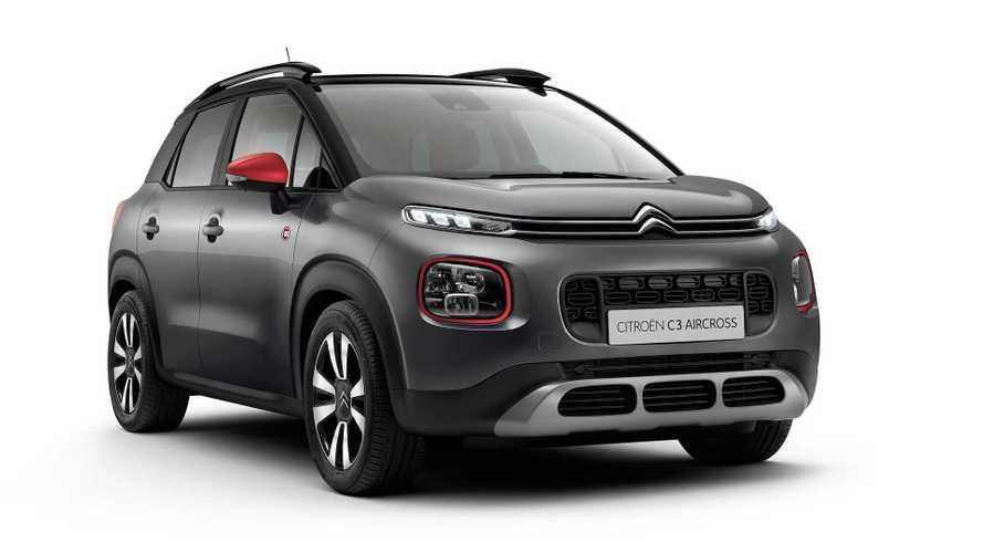 Citroën C3 Aircross C-Series 2020: serie especial del SUV urbano