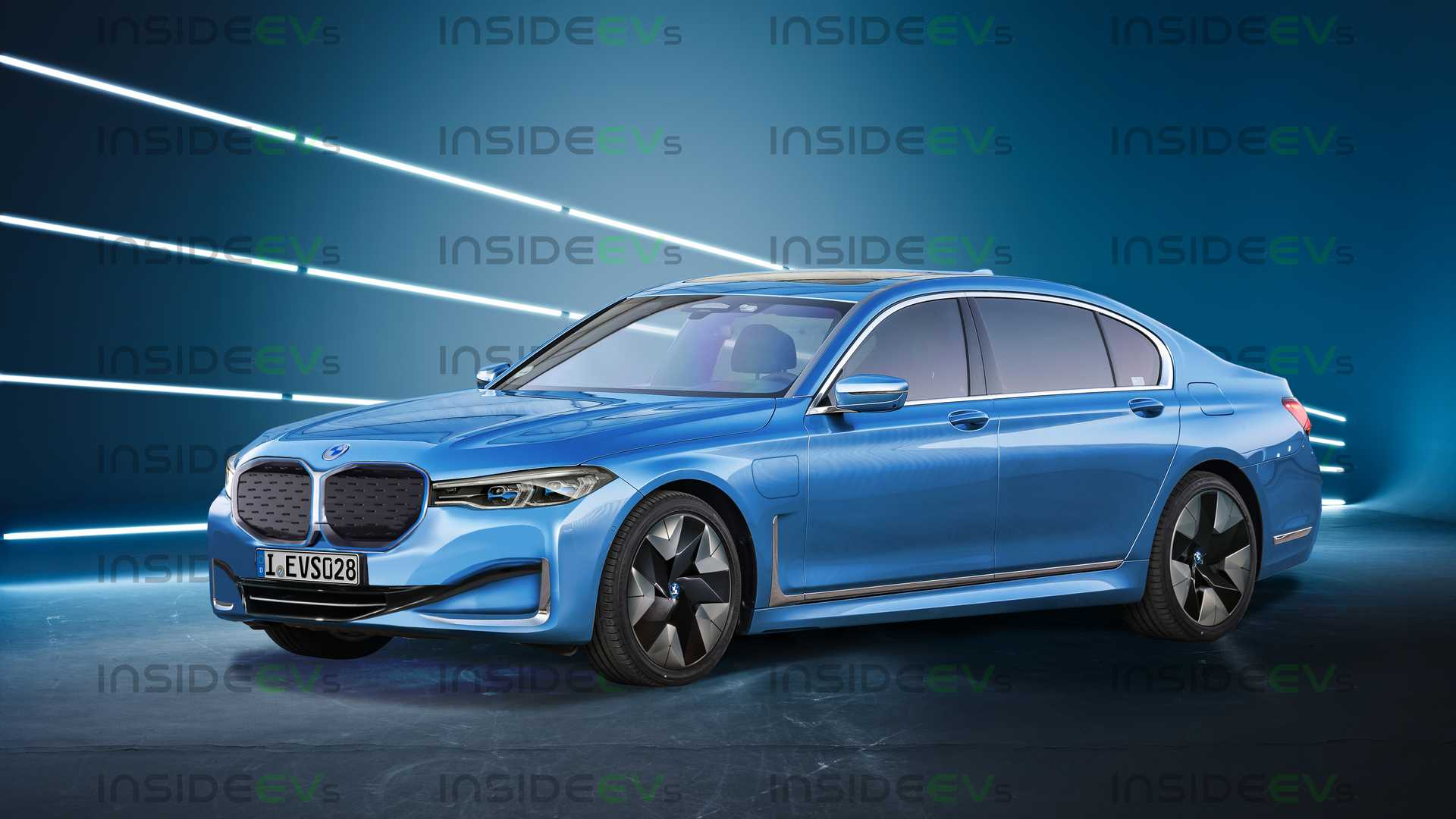 Bmw I7 Is Coming To Fight The Mercedes Benz Eqs