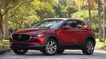 2020 Mazda CX-30: Driving Notes