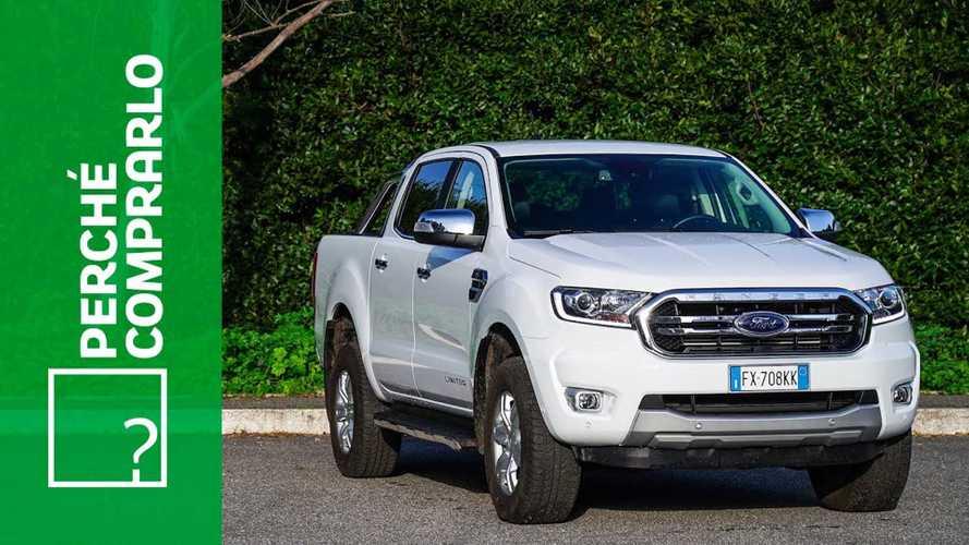 Ford Ranger, perché comprarlo... e perché no