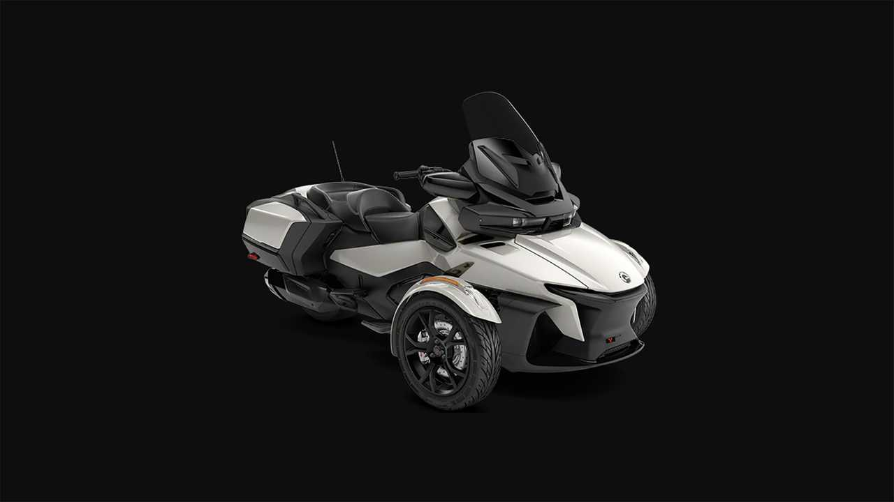 2020 Can-Am Spyder RT