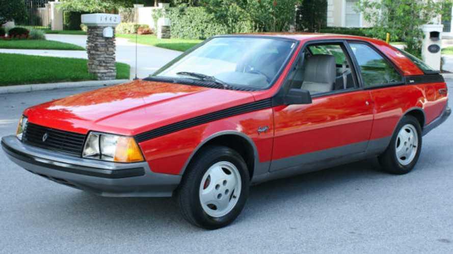 ¿Cuánto pagarías por este Renault Fuego Turbo en perfecto estado?