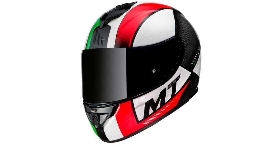 MT Helmets Rapide, il nuovo casco integrale sportivo