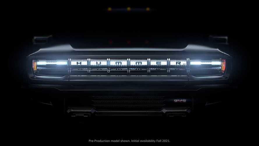 Hummer elettrico, il super pick up da 1.000 CV e 3 secondi nello 0-100