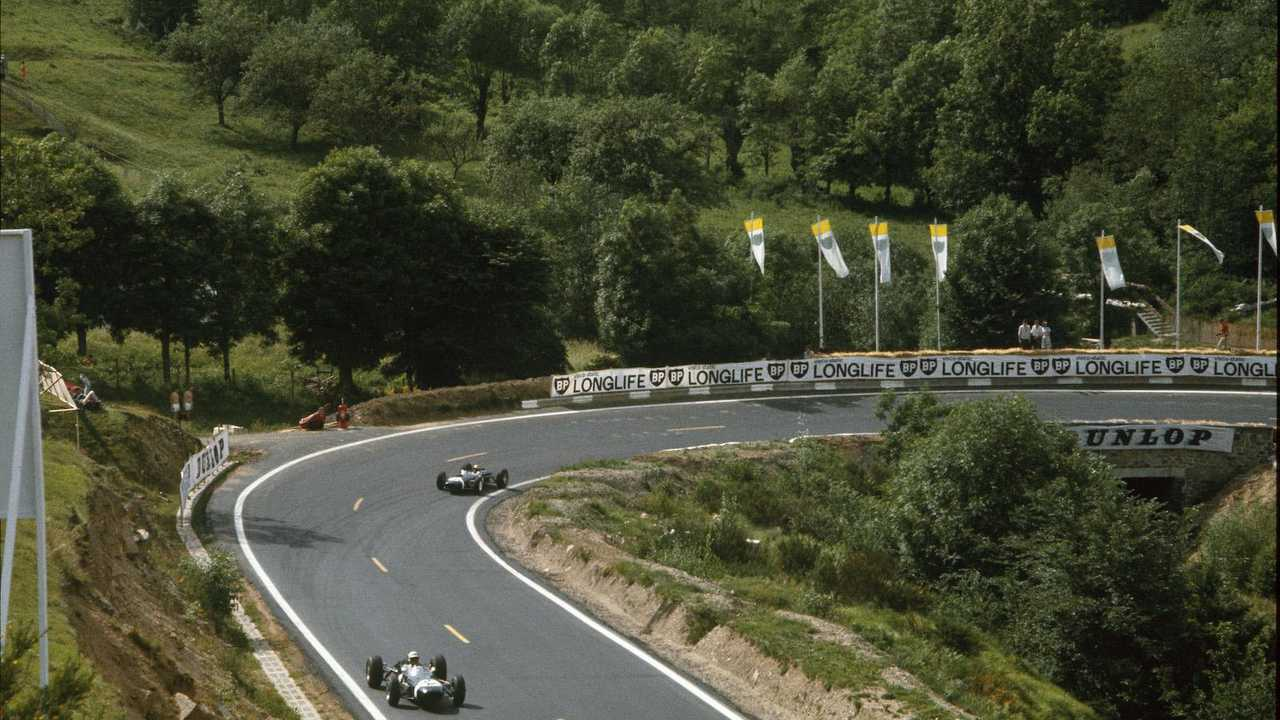 Charade to celebrate 60 years of its GP circuit