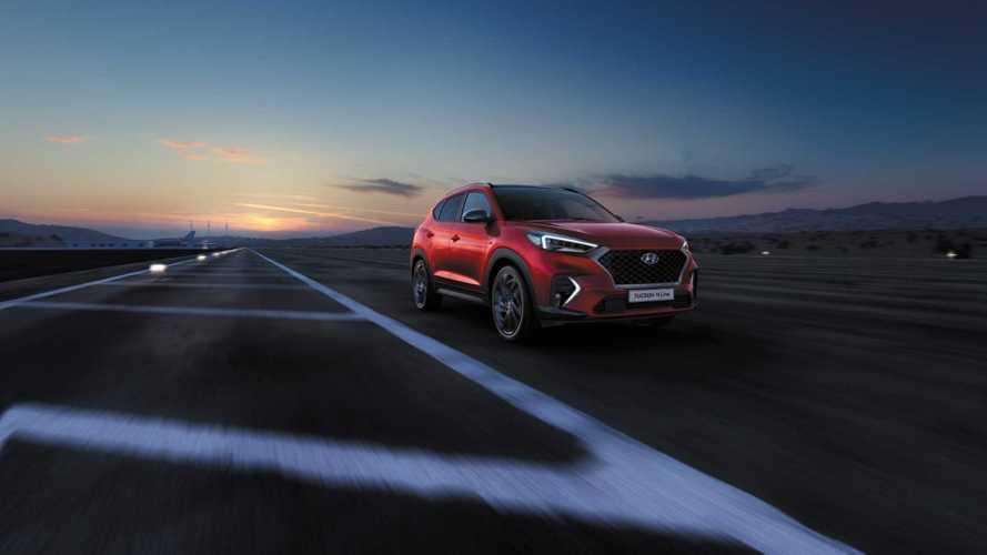«Подогретый» Hyundai Tucson N Line обзавелся рублевым ценником