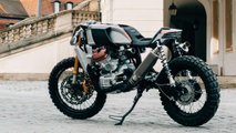 custom classic cx500 cafe racer scrambler