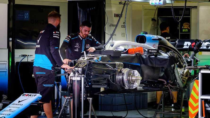 F1, Williams ha acceso per la prima volta la FW43