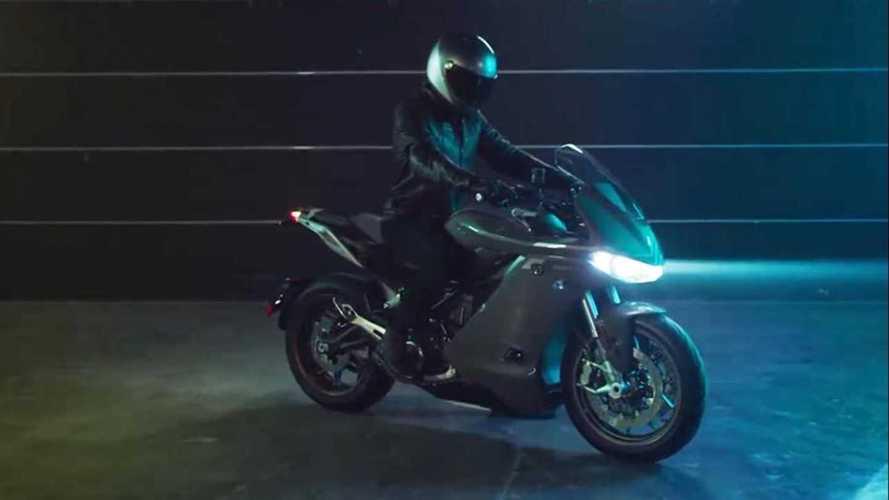 Zero SR/S, le prime immagini della moto sportiva elettrica