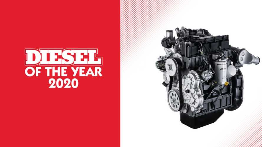f28 fpt industrial diesel of the year 2020