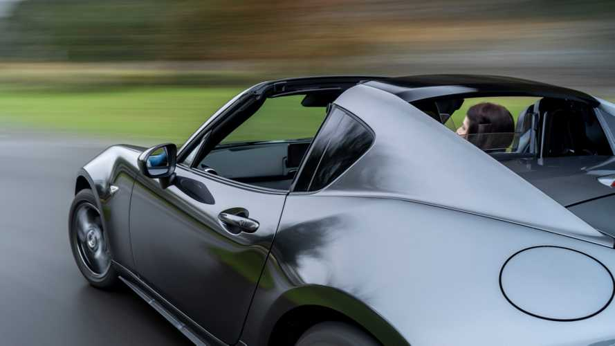 New year, new top-of-the-range trim for Mazda's MX-5 roadster