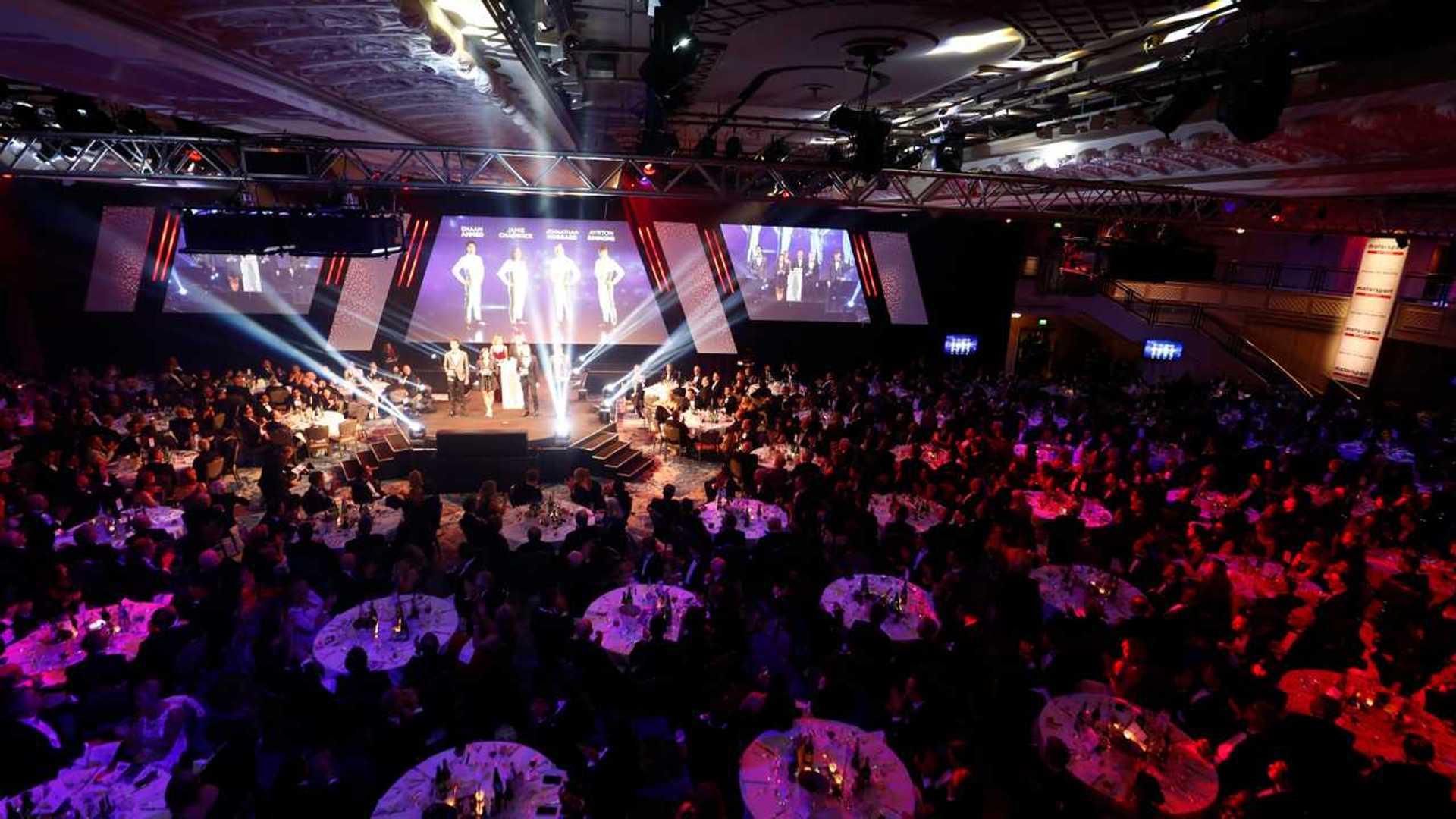 Autosport Awards - Les stars des sports mécaniques honorées à Londres