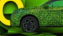 2021 Opel Mokka İlk Teaser Görüntüleri