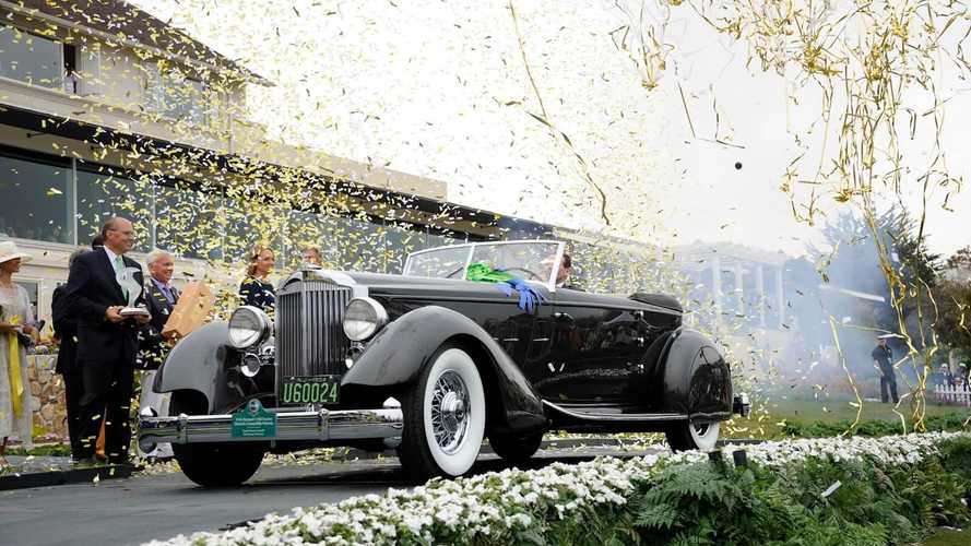 Pebble Beach-winning Packard to be sold by RM