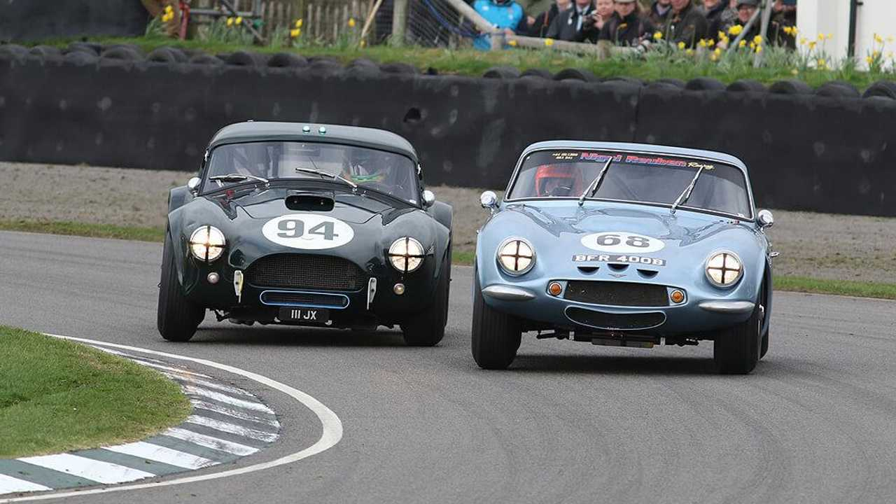 Programme for 20th anniversary Goodwood Revival races outlined