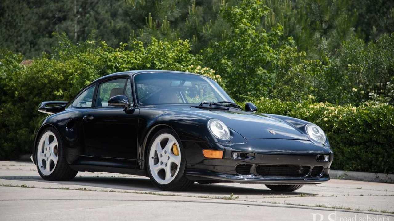 Get Wild With A 1997 Porsche 911 Turbo S