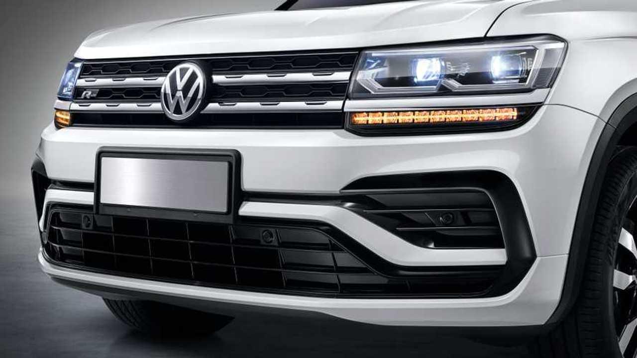 Volkswagen, nuovi nomi registrati